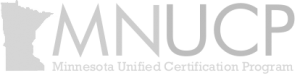 Minnesota Unified Certification Program Logo